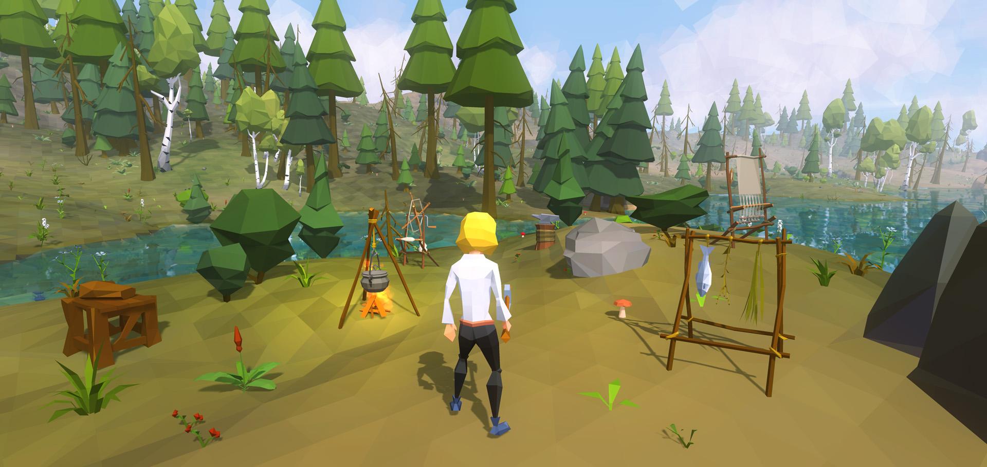 Bohemia Interactive oznamuje novou hru Ylands 116260