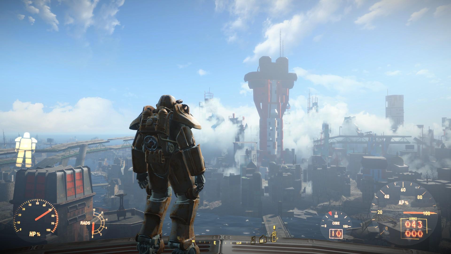 Fallout 4 – Pustina volá 116320