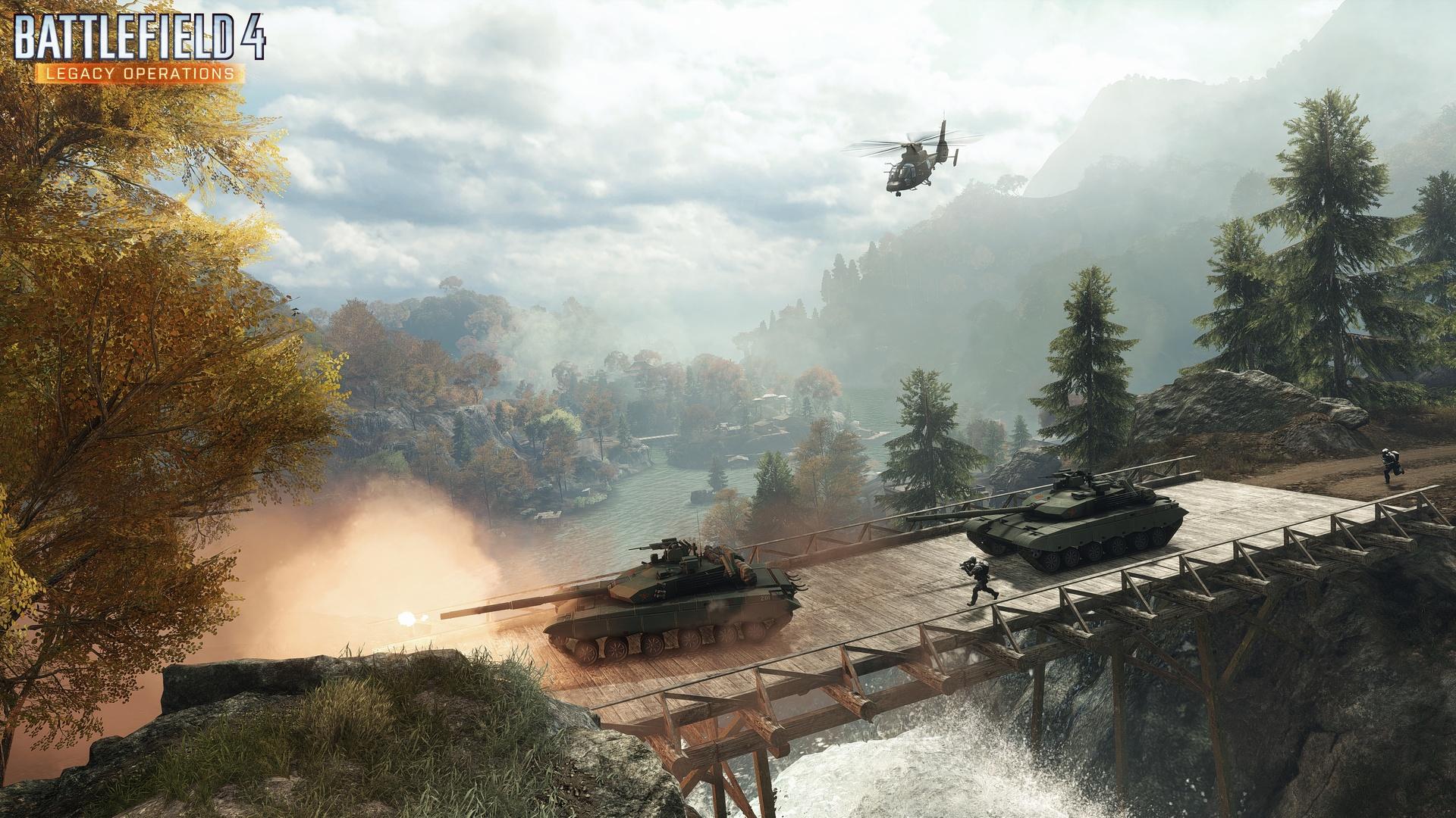 Dragon Valley v nové podobě zdarma v Battlefieldu 4 116340