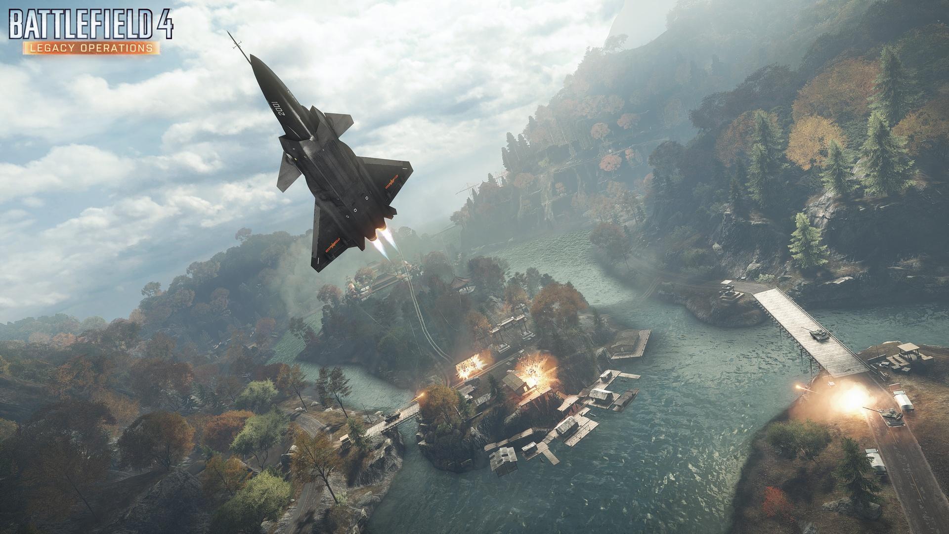 Dragon Valley v nové podobě zdarma v Battlefieldu 4 116341