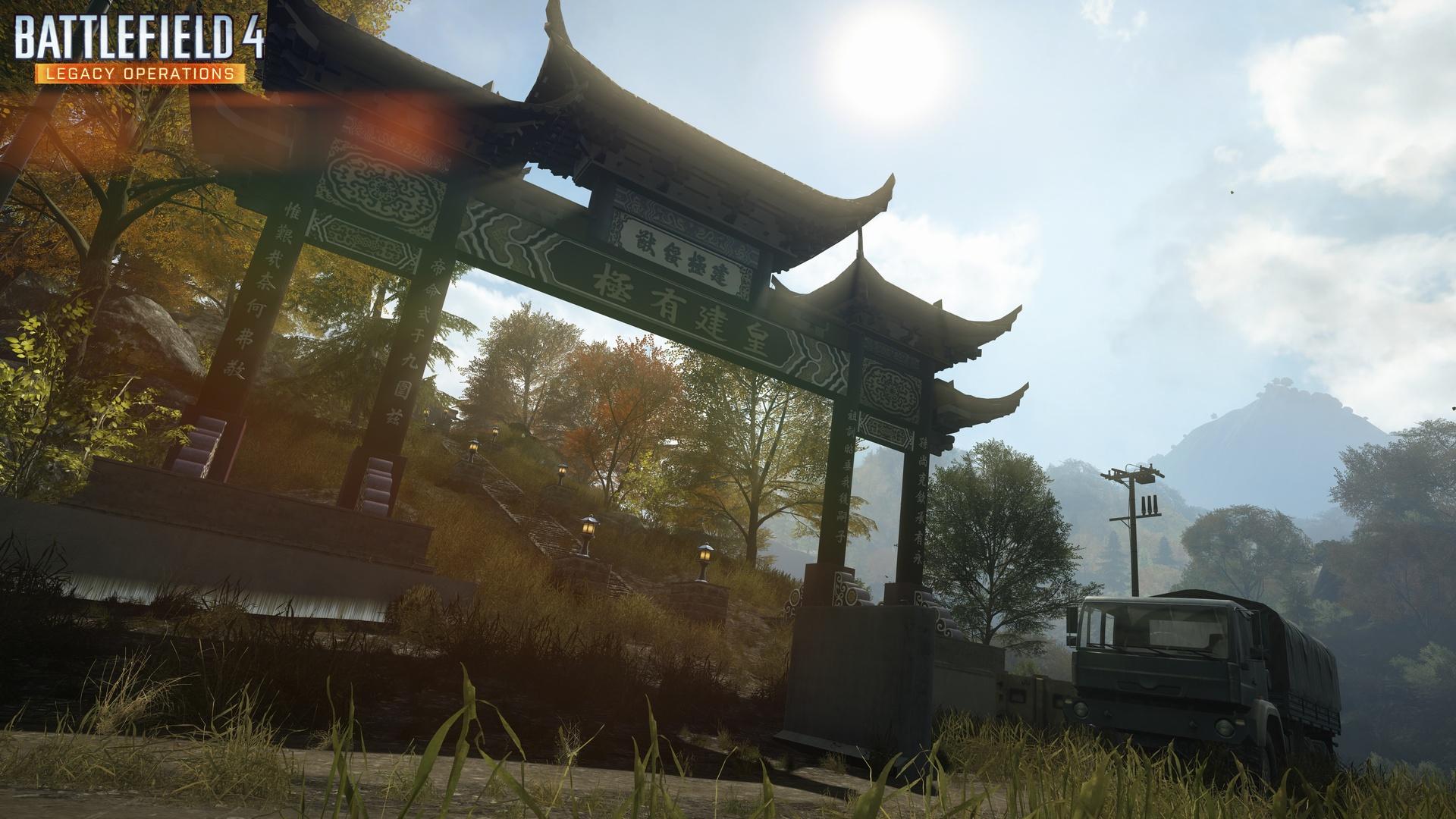 Dragon Valley v nové podobě zdarma v Battlefieldu 4 116342