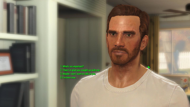 Fanouškovká modifikace vylepšuje dialogy ve Falloutu 4 116397