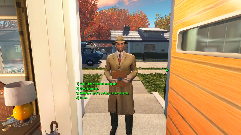 Fanouškovká modifikace vylepšuje dialogy ve Falloutu 4 116398