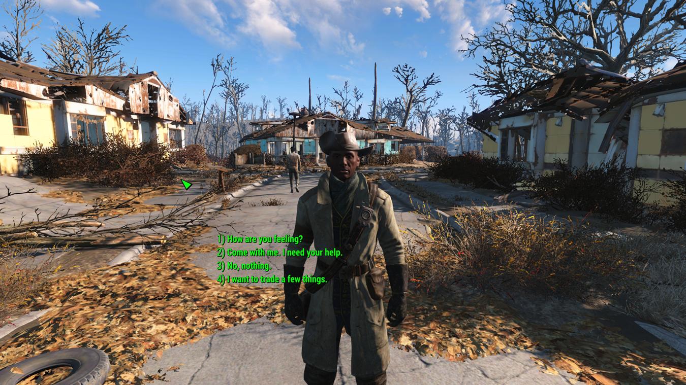 Fanouškovká modifikace vylepšuje dialogy ve Falloutu 4 116399