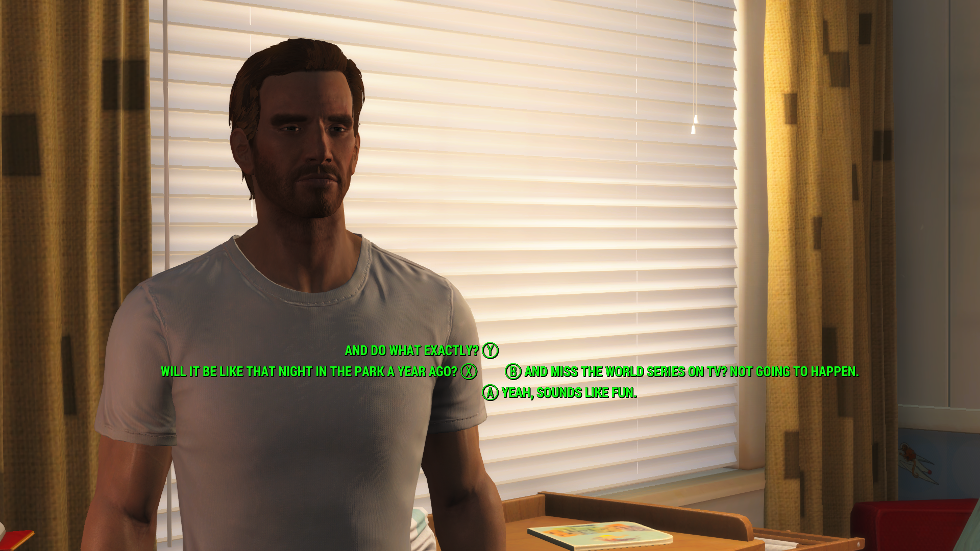 Fanouškovká modifikace vylepšuje dialogy ve Falloutu 4 116401