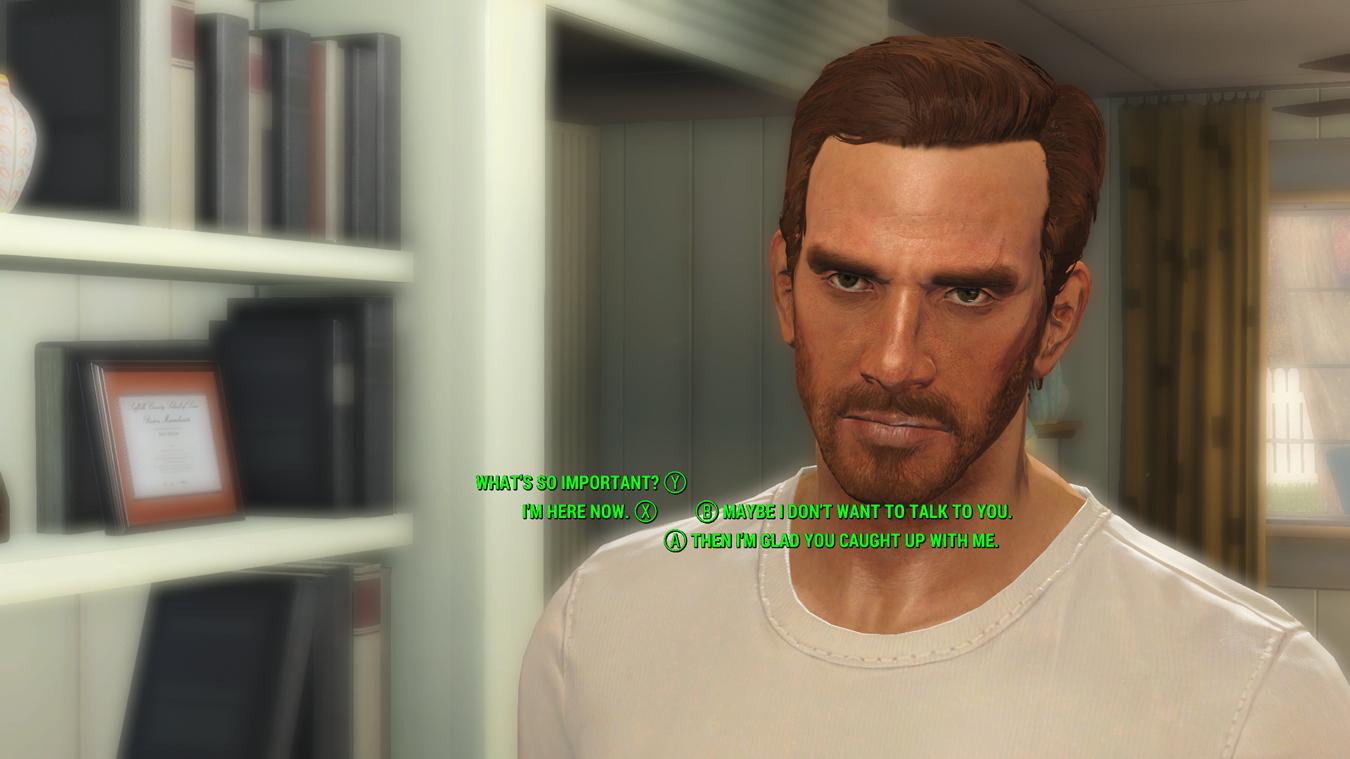 Fanouškovká modifikace vylepšuje dialogy ve Falloutu 4 116402