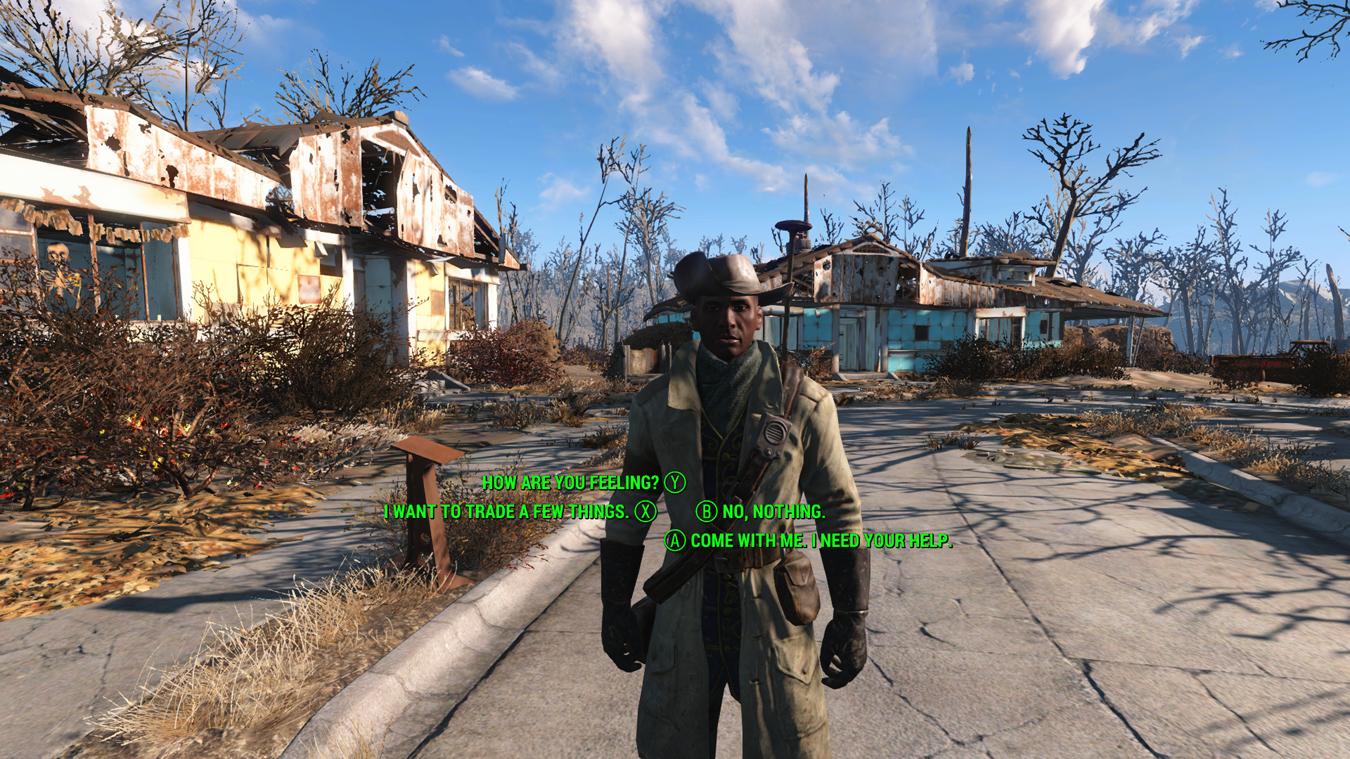 Fanouškovká modifikace vylepšuje dialogy ve Falloutu 4 116403
