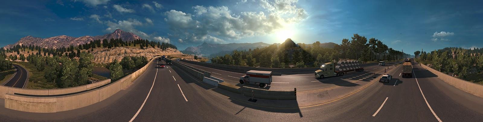 Druhá část rozhovoru s tvůrci American Truck Simulatoru 116422