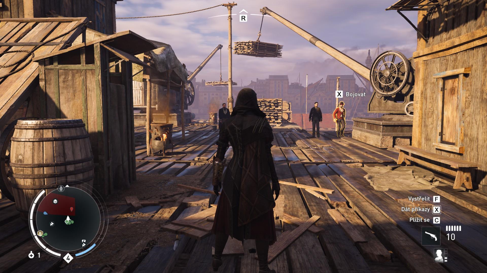 Zaostřeno na PC verzi Assassin's Creed: Syndicate 116527