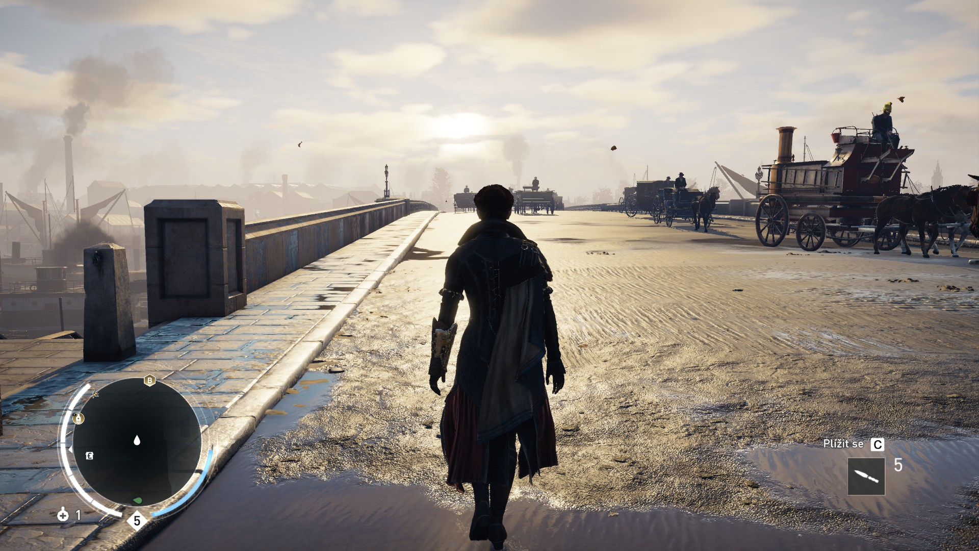 Zaostřeno na PC verzi Assassin's Creed: Syndicate 116530