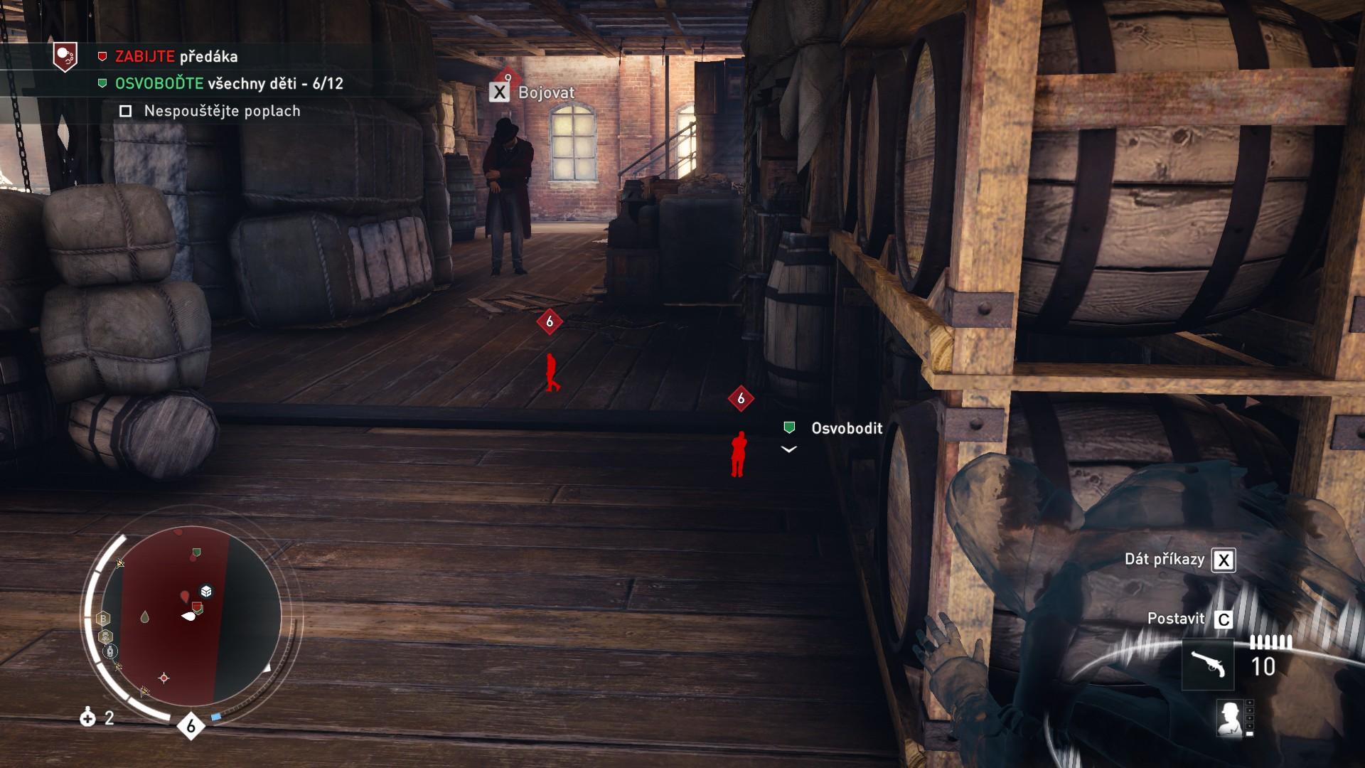 Zaostřeno na PC verzi Assassin's Creed: Syndicate 116531