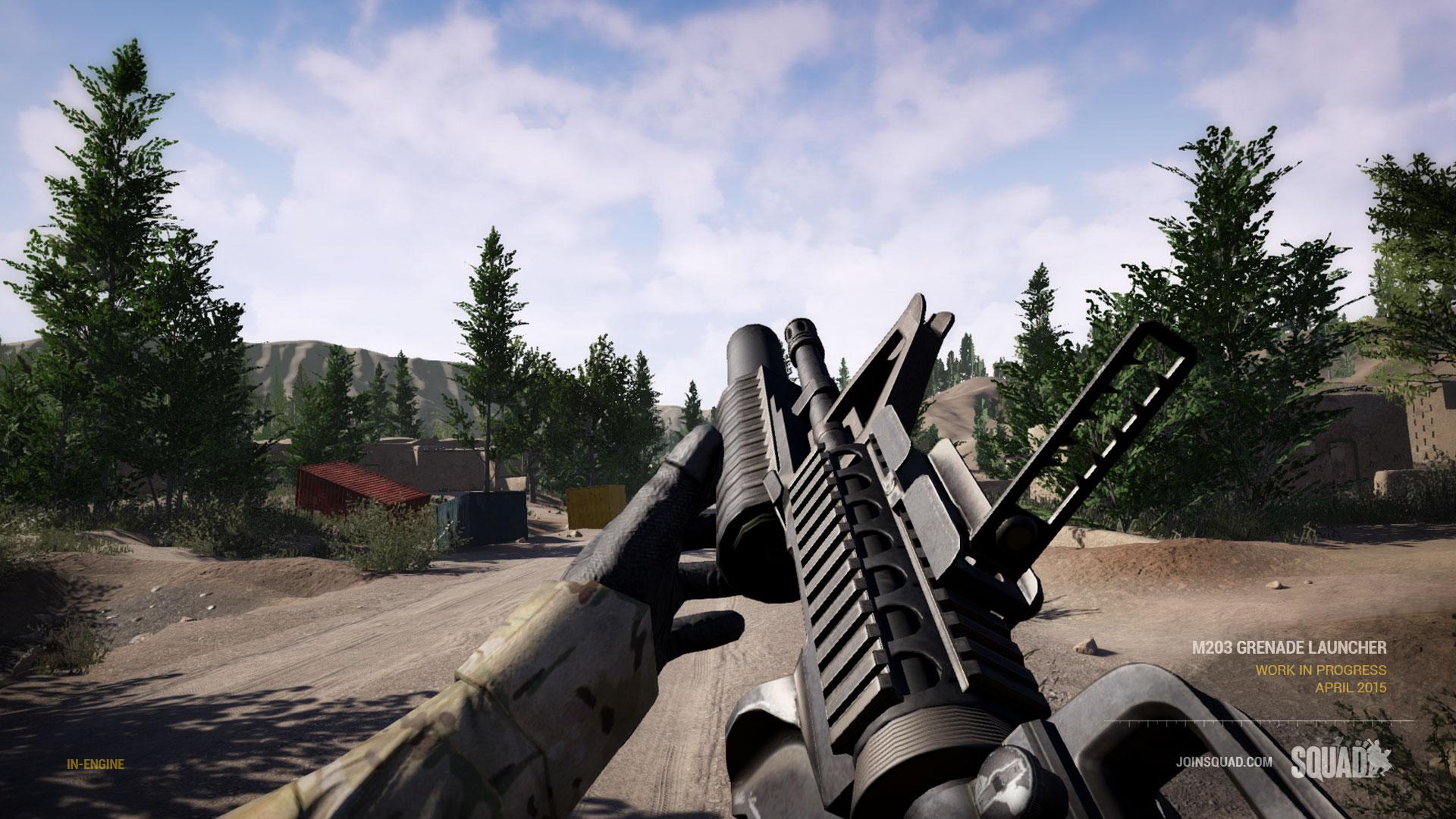 Taktická akce Squad už je v předběžném přístupu na Steamu 116573