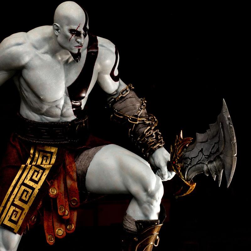 Blíží se oznámení nového God of War? 116666