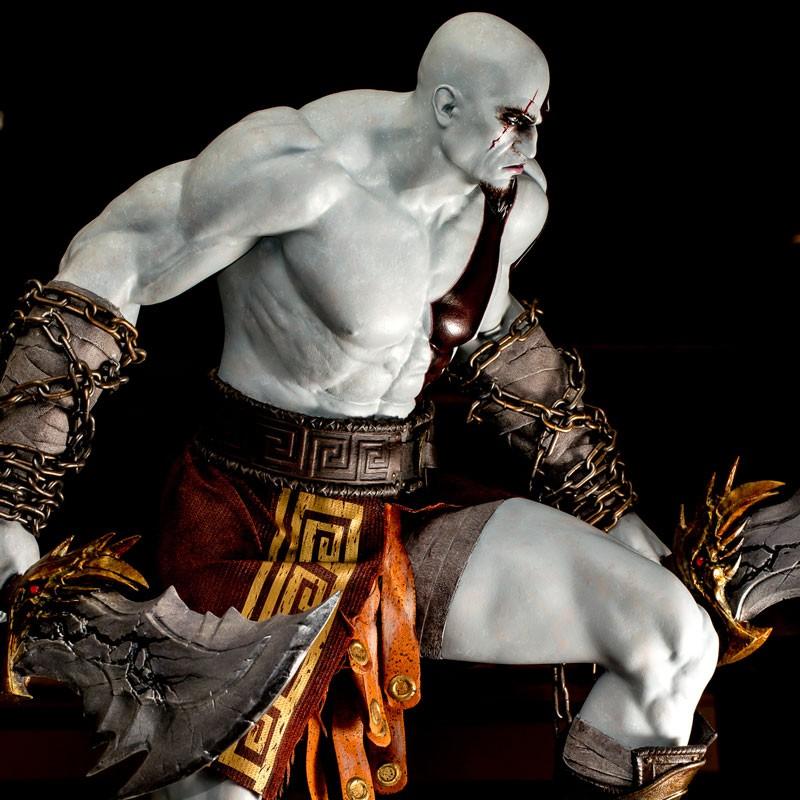 Blíží se oznámení nového God of War? 116667