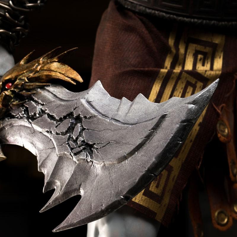 Blíží se oznámení nového God of War? 116670