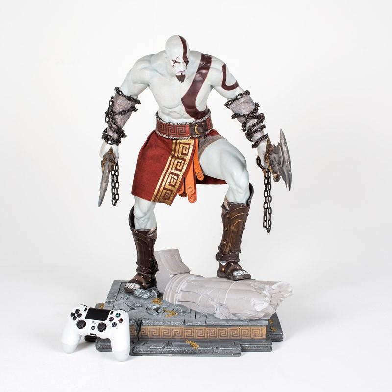 Blíží se oznámení nového God of War? 116675