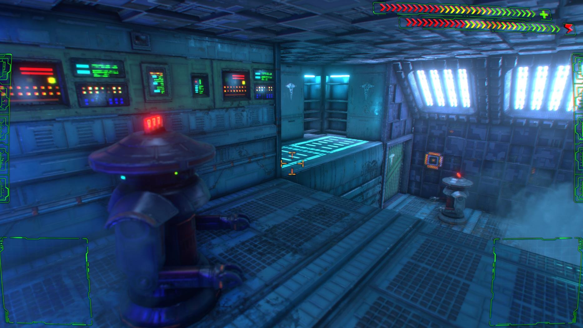Remake System Shocku vypadá skvěle 116678