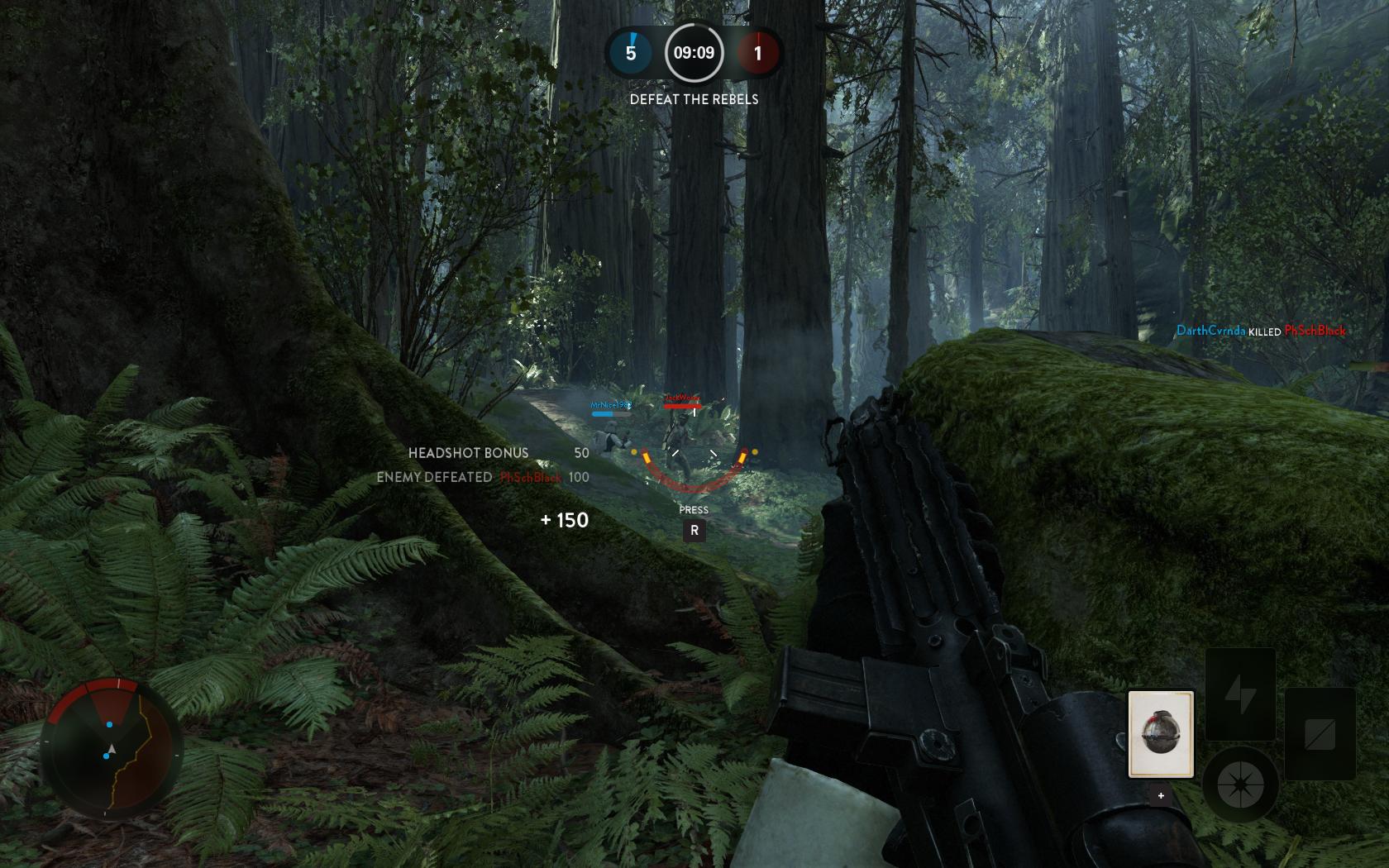 Star Wars: Battlefront - galaktická válka v režii EA 116767
