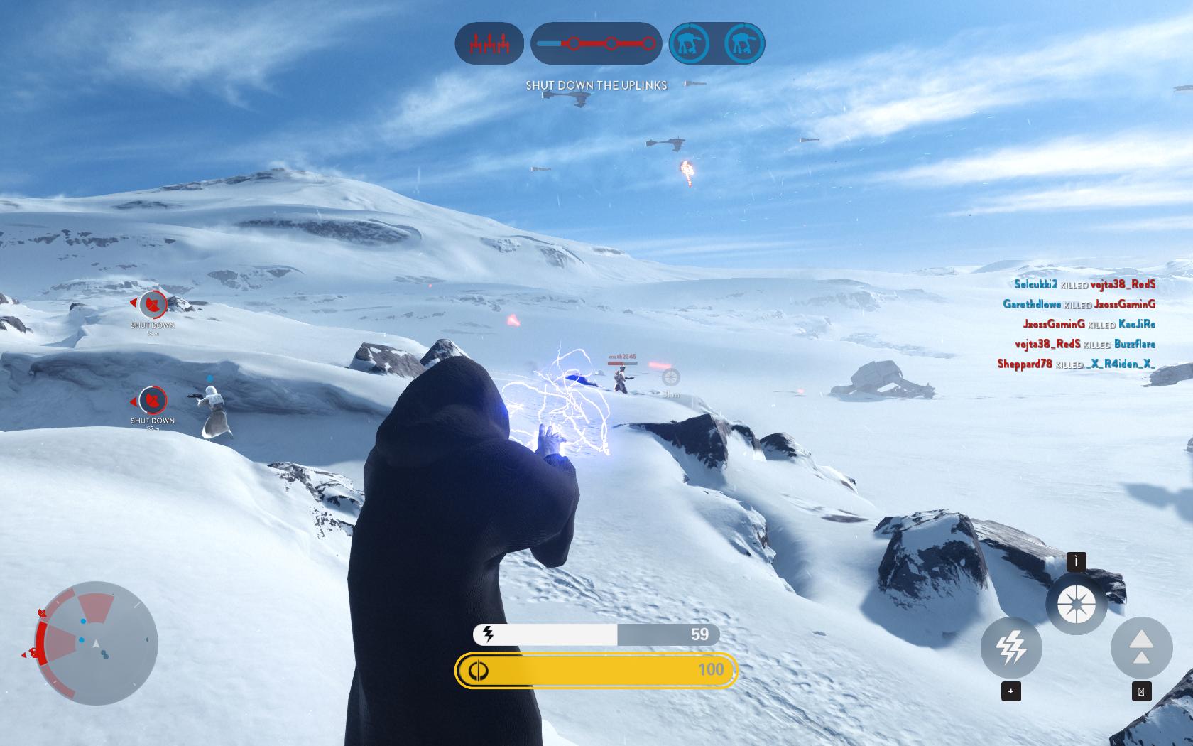 Star Wars: Battlefront - galaktická válka v režii EA 116768