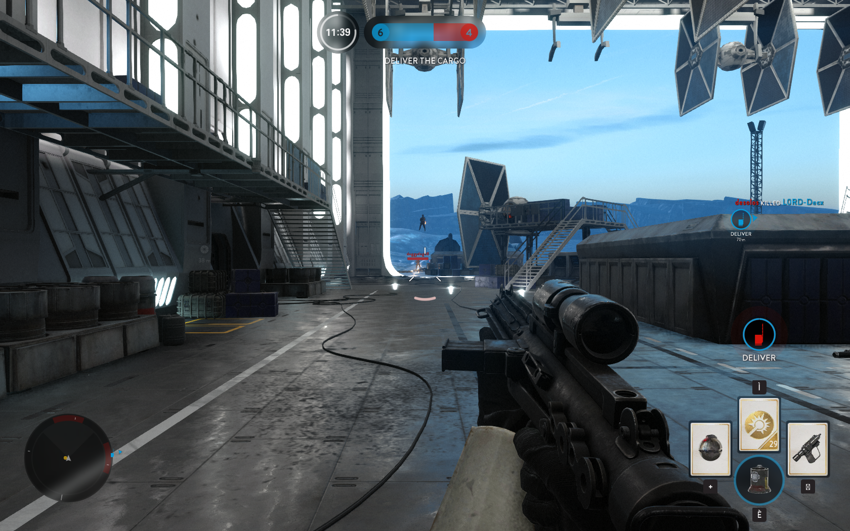 Star Wars: Battlefront - galaktická válka v režii EA 116773