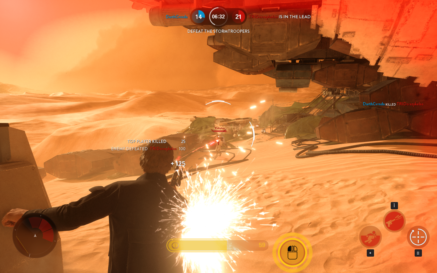 Star Wars: Battlefront - galaktická válka v režii EA 116774