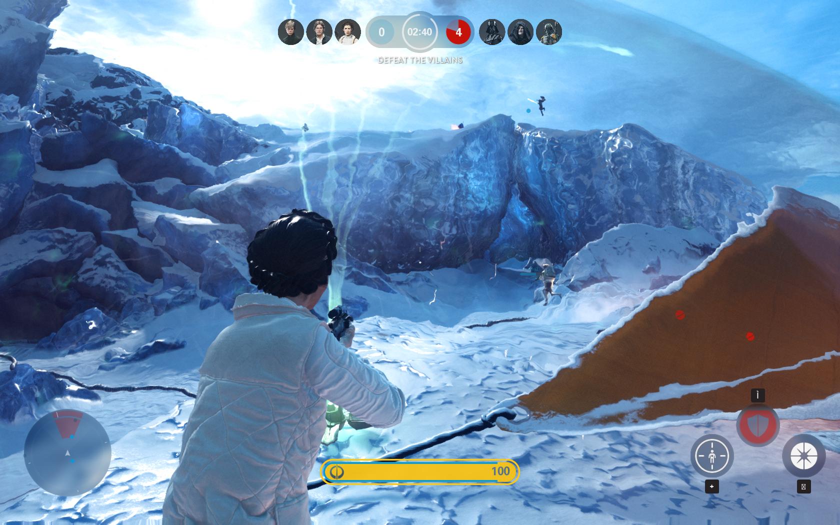 Star Wars: Battlefront - galaktická válka v režii EA 116775
