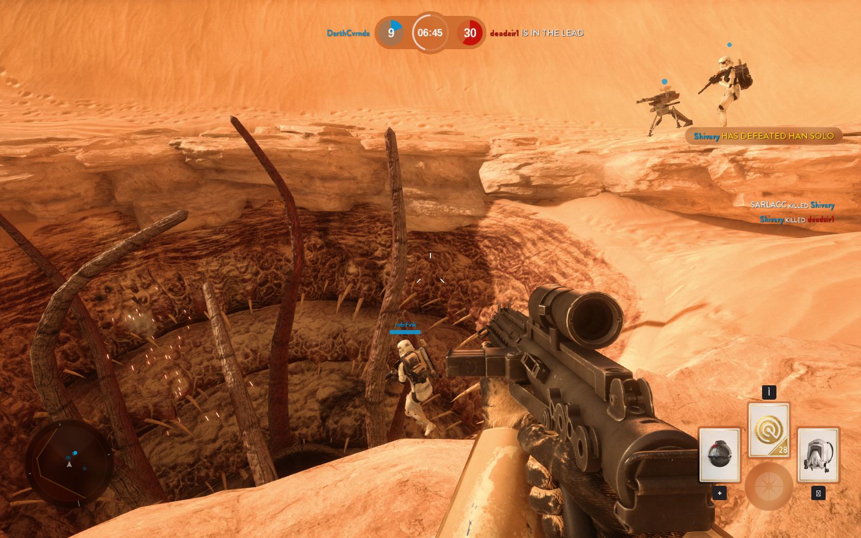 Star Wars: Battlefront - galaktická válka v režii EA 116778