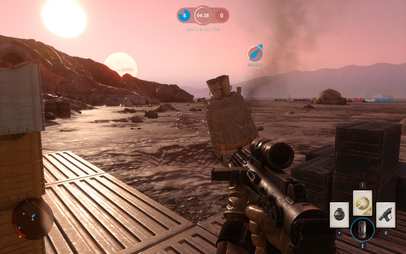 Star Wars: Battlefront - galaktická válka v režii EA 116781