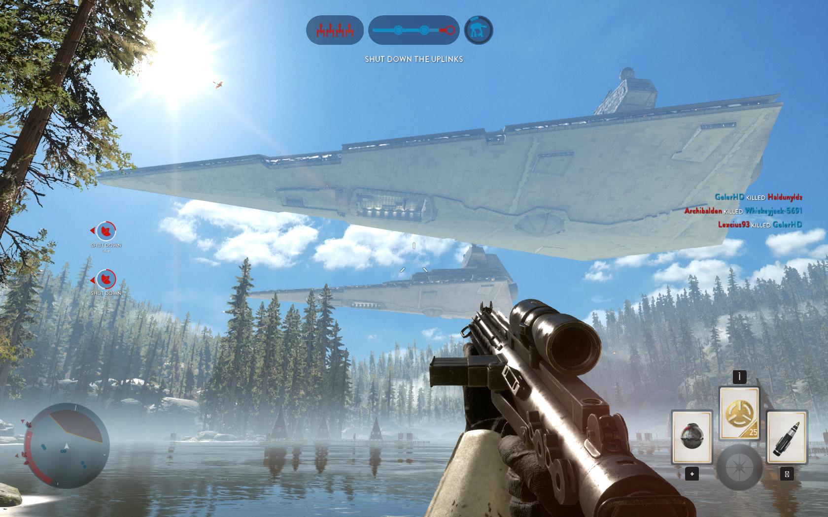 Star Wars: Battlefront - galaktická válka v režii EA 116783