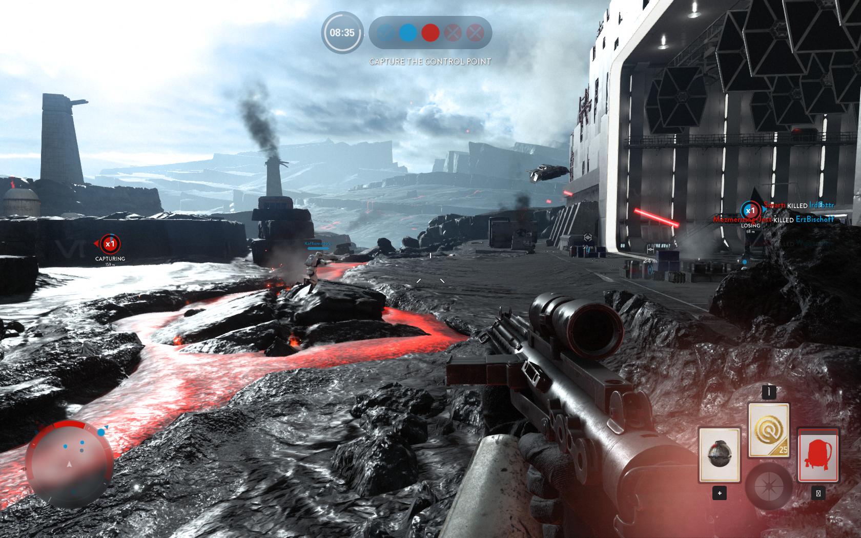 Star Wars: Battlefront - galaktická válka v režii EA 116784