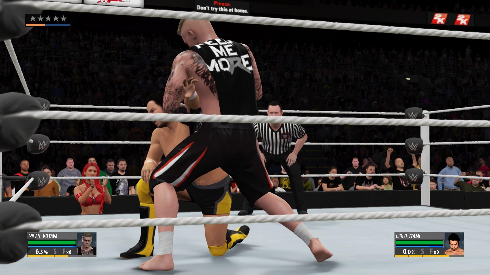 WWE 2K16 – wrestlerem snadno a rychle 116860