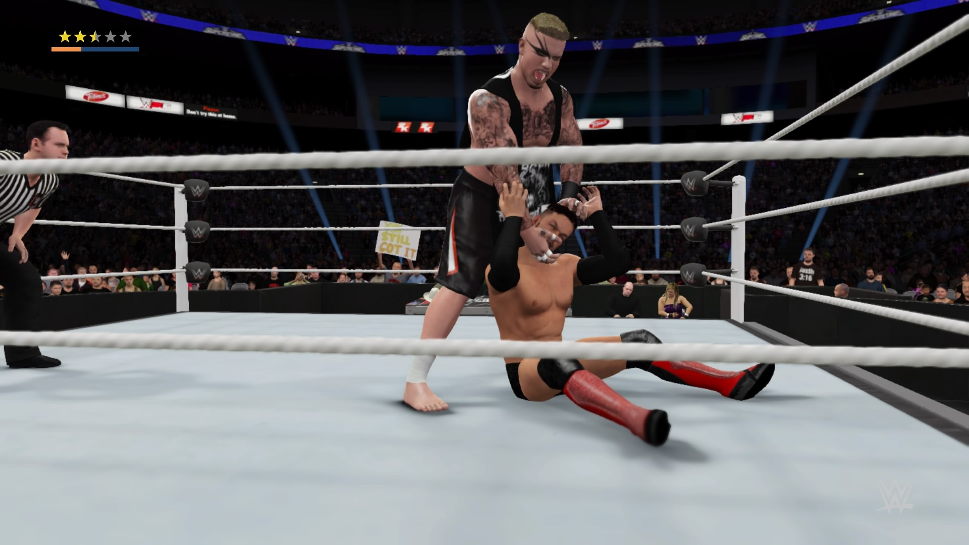 WWE 2K16 – wrestlerem snadno a rychle 116866