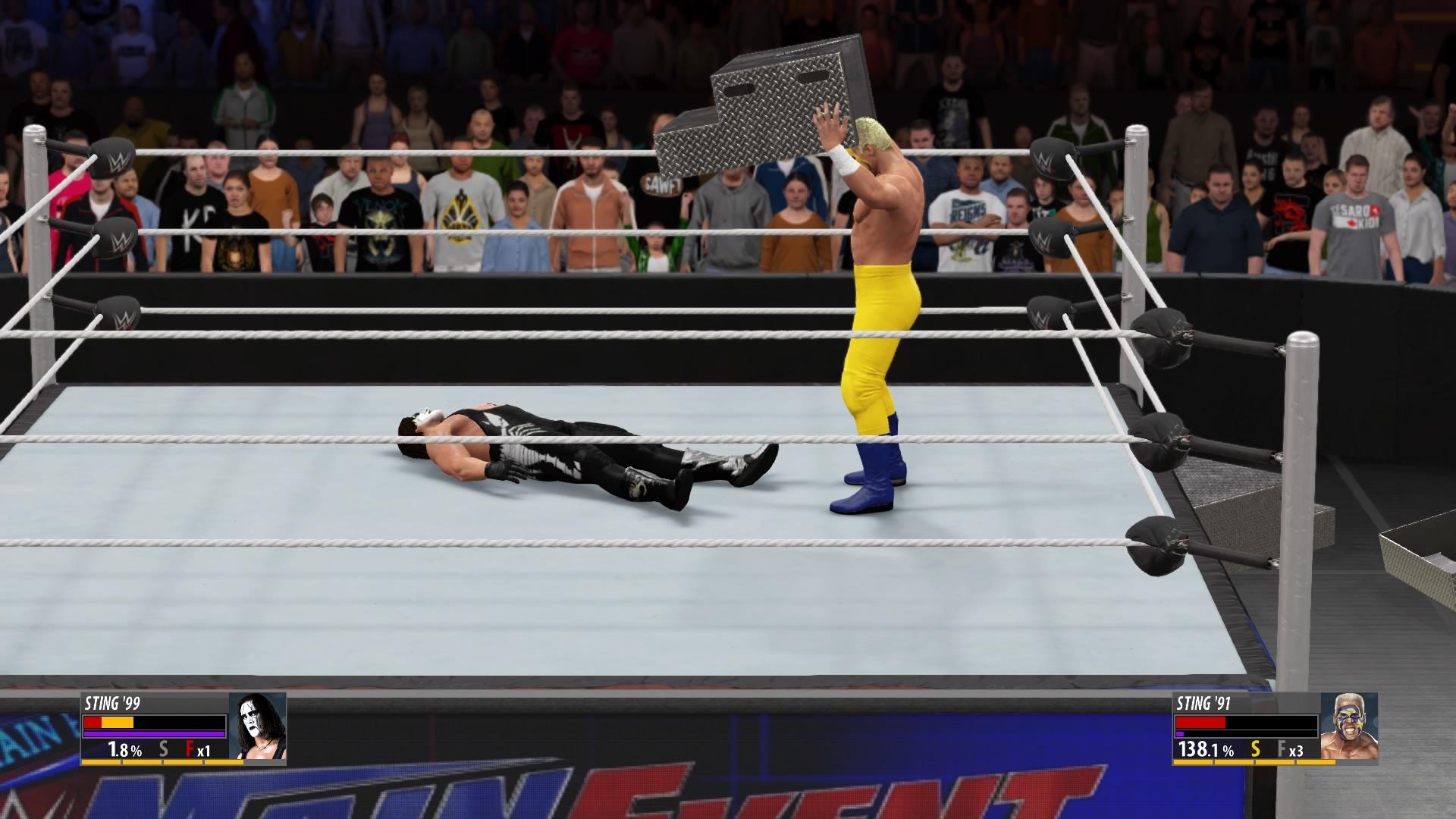 WWE 2K16 – wrestlerem snadno a rychle 116868