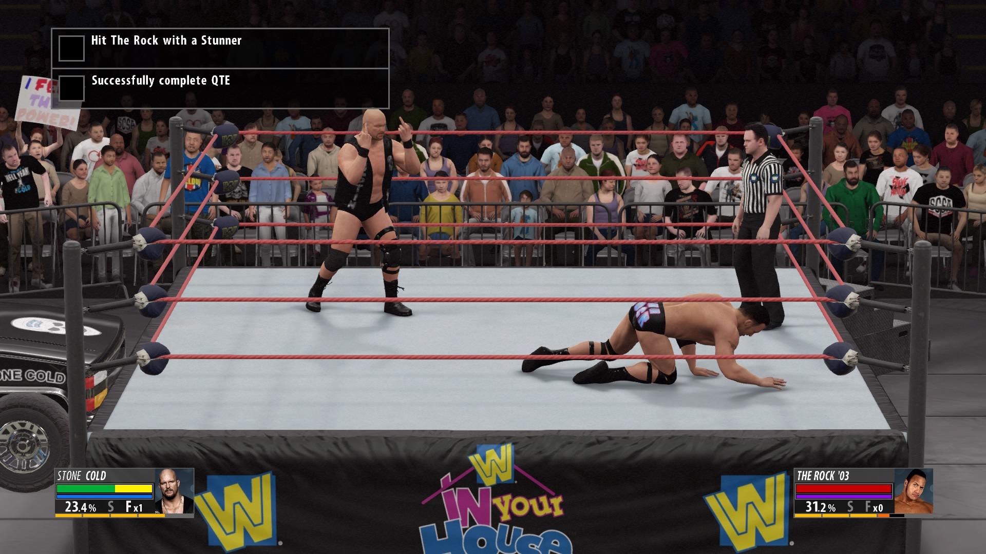 WWE 2K16 – wrestlerem snadno a rychle 116870