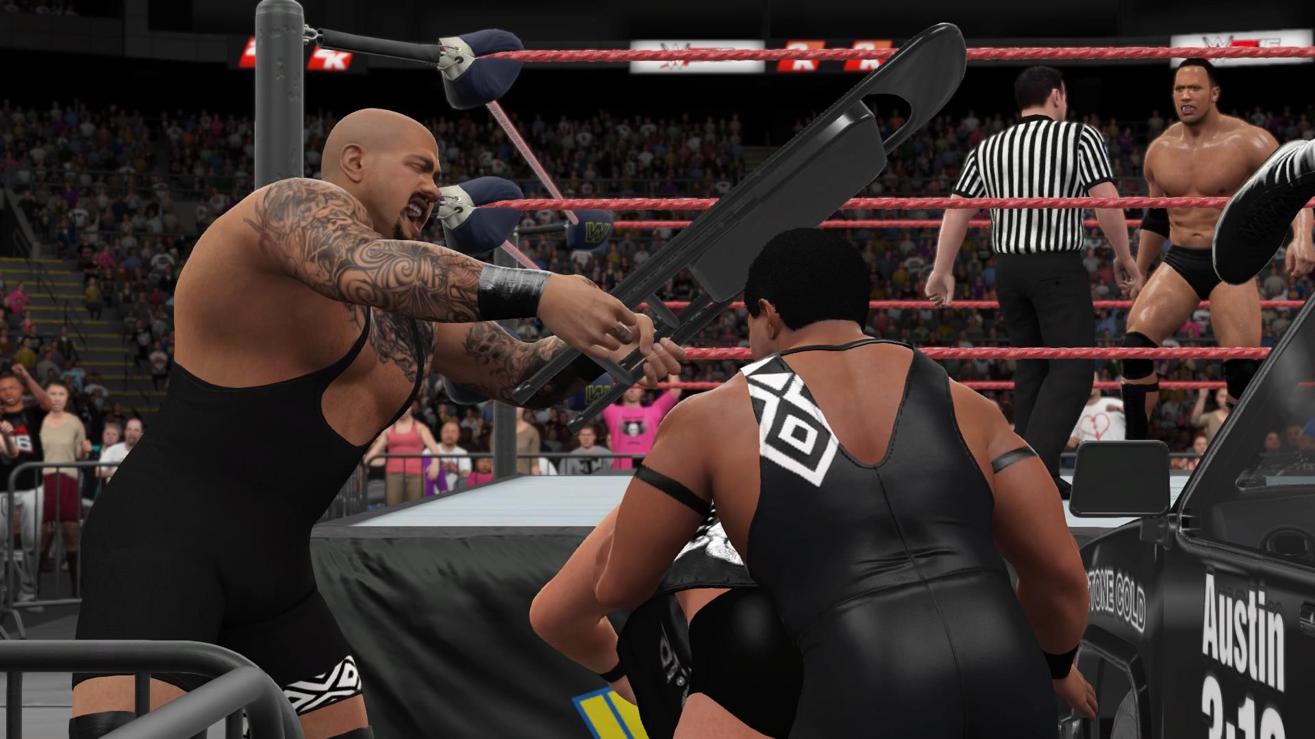 WWE 2K16 – wrestlerem snadno a rychle 116871
