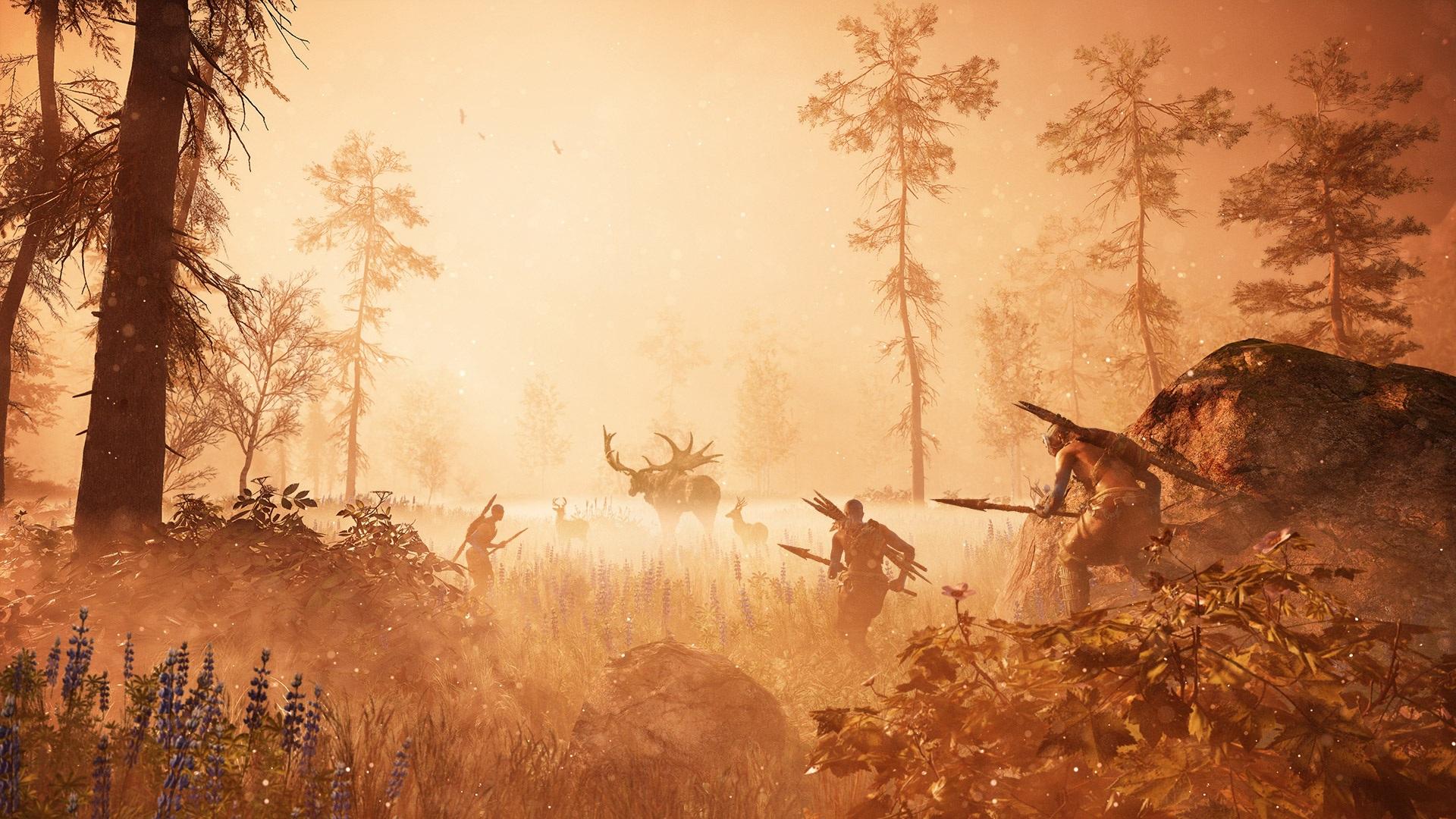 Far Cry Primal v prvním gameplay traileru 116894