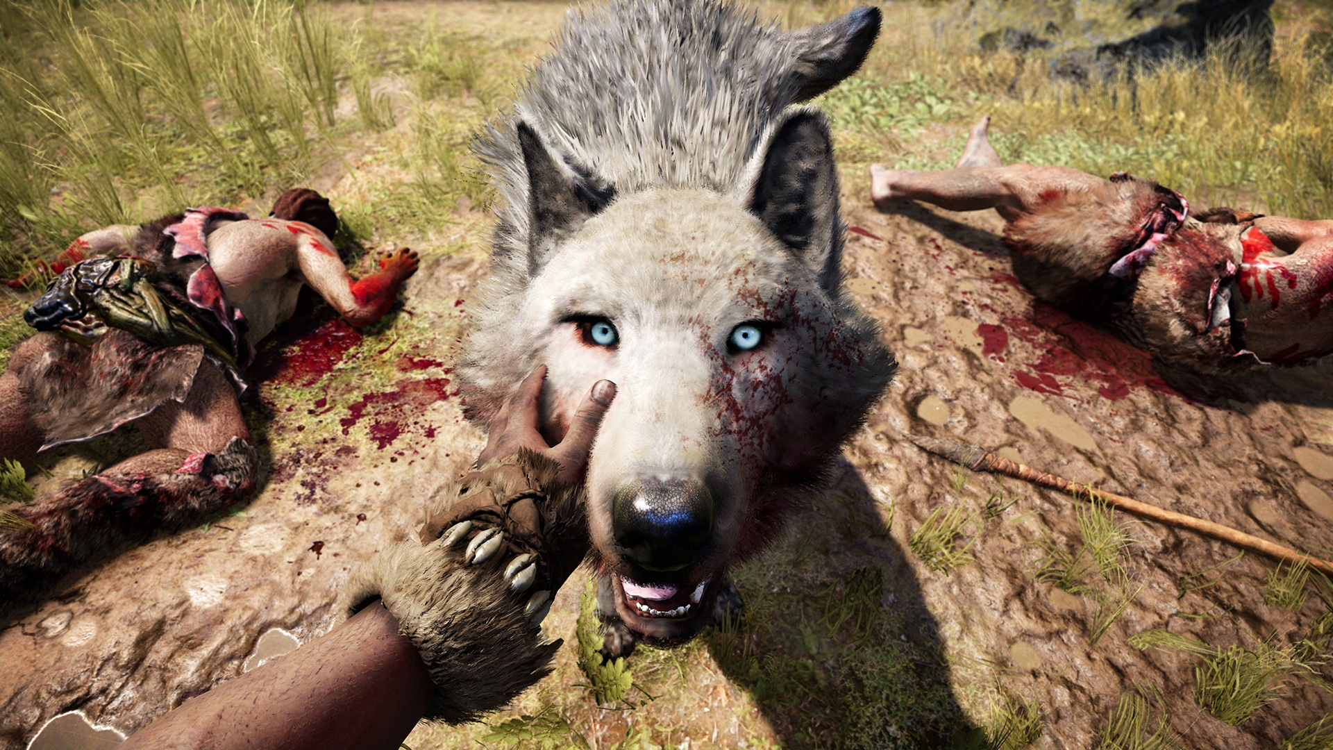 Far Cry Primal v prvním gameplay traileru 116896