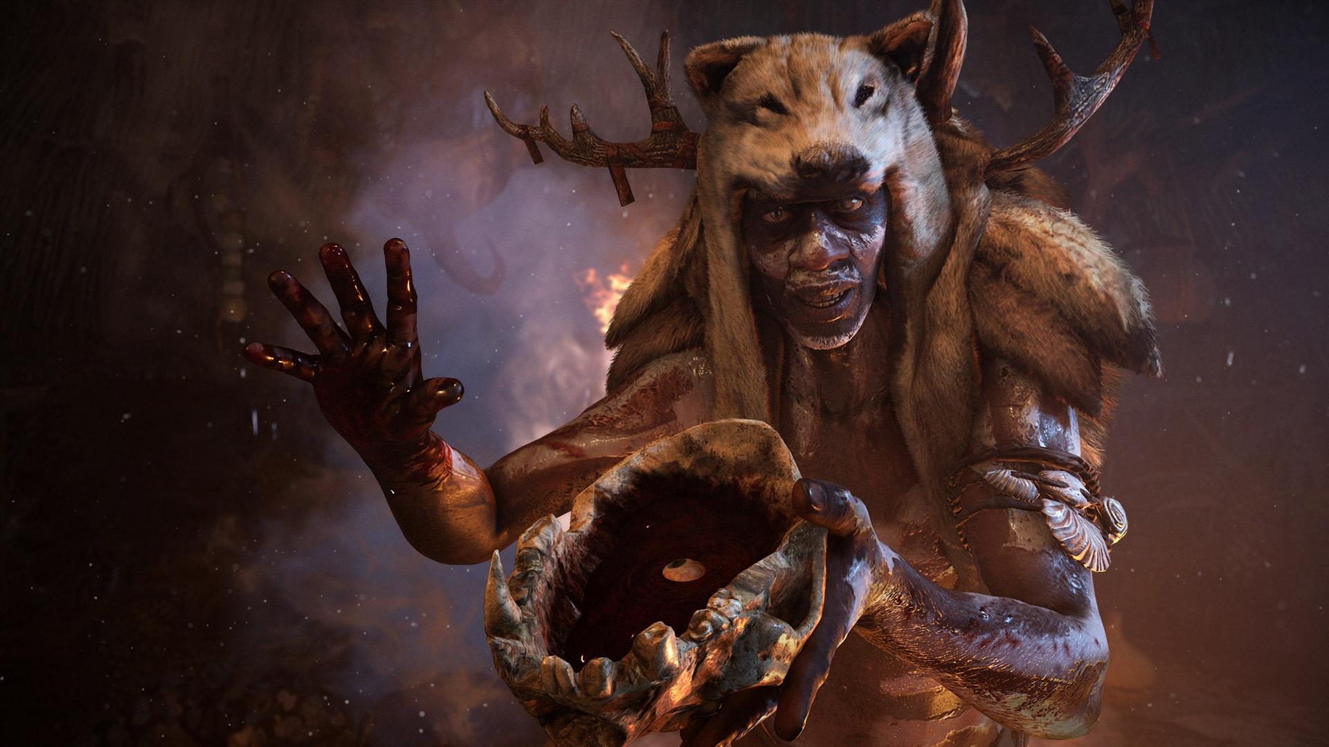 Far Cry Primal v prvním gameplay traileru 116898