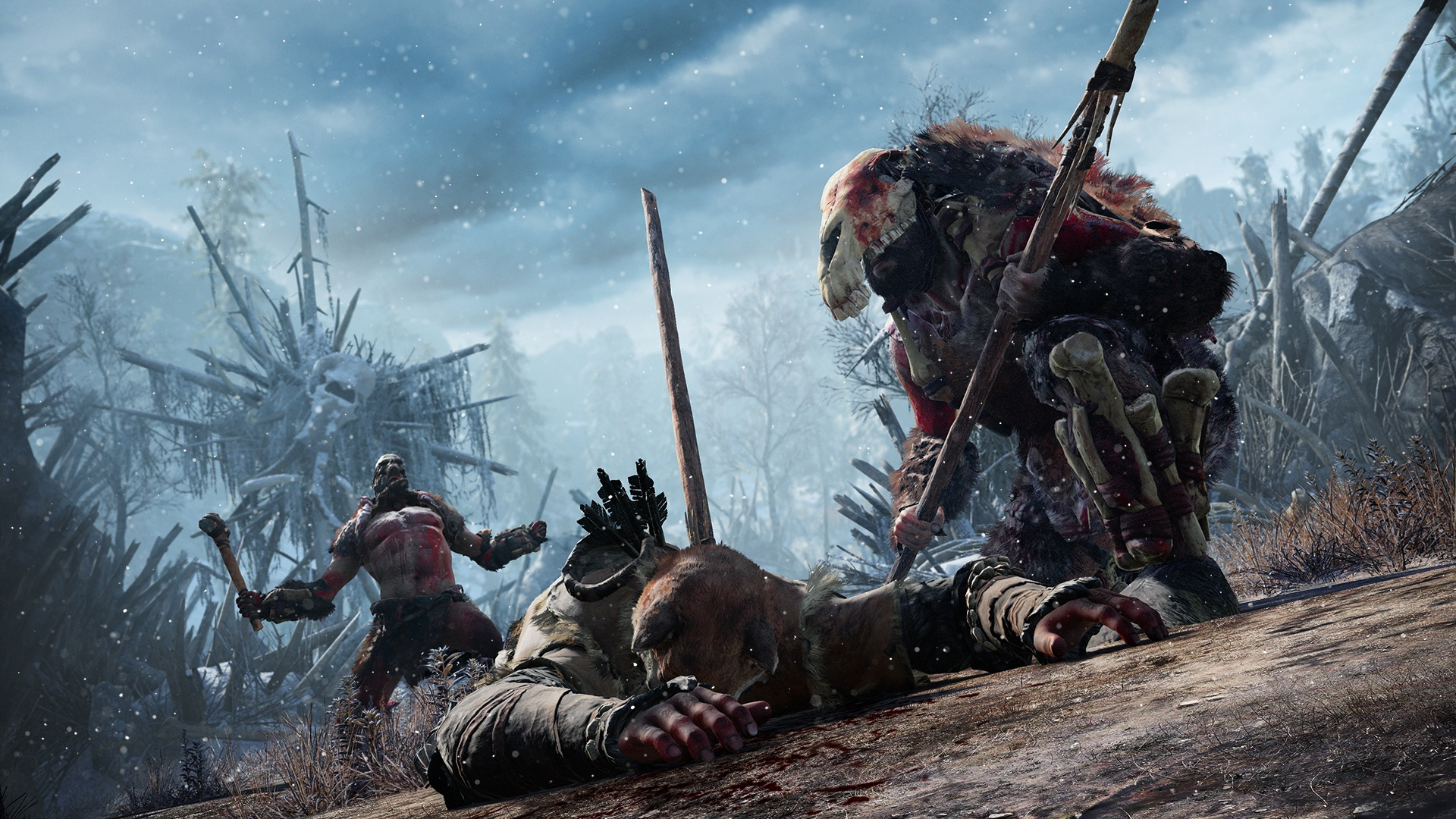 Far Cry Primal v prvním gameplay traileru 116899