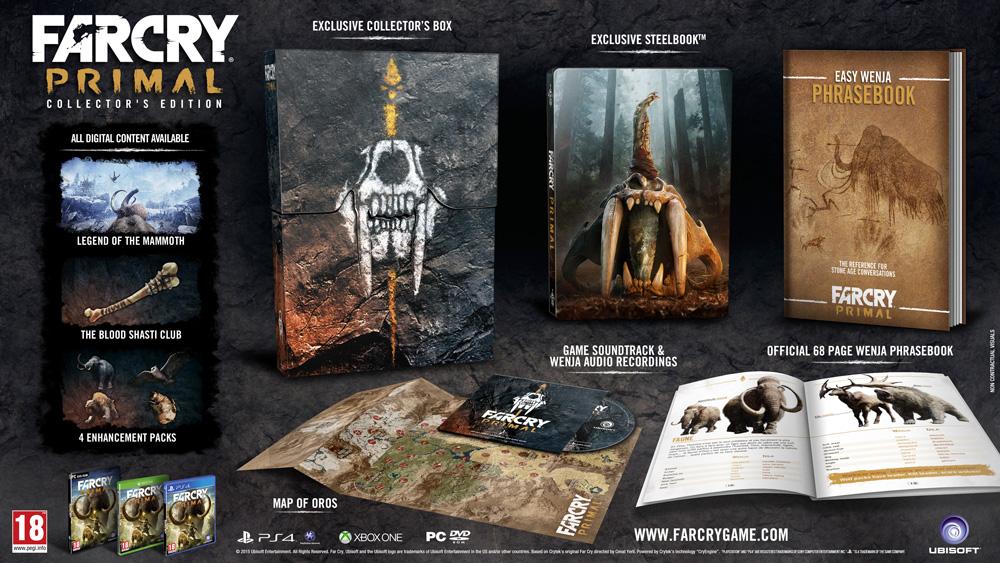 Far Cry Primal v prvním gameplay traileru 116917