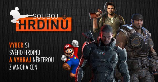 Hlasujte v největším českém souboji herních hrdinů! 116919