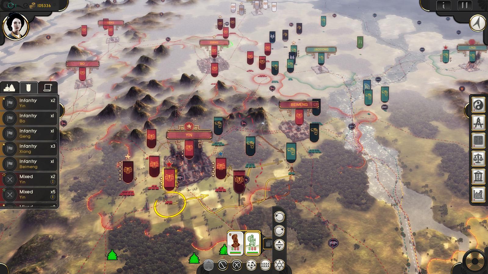 Strategie Oriental Empires nás zavede do starověké Číny 117035
