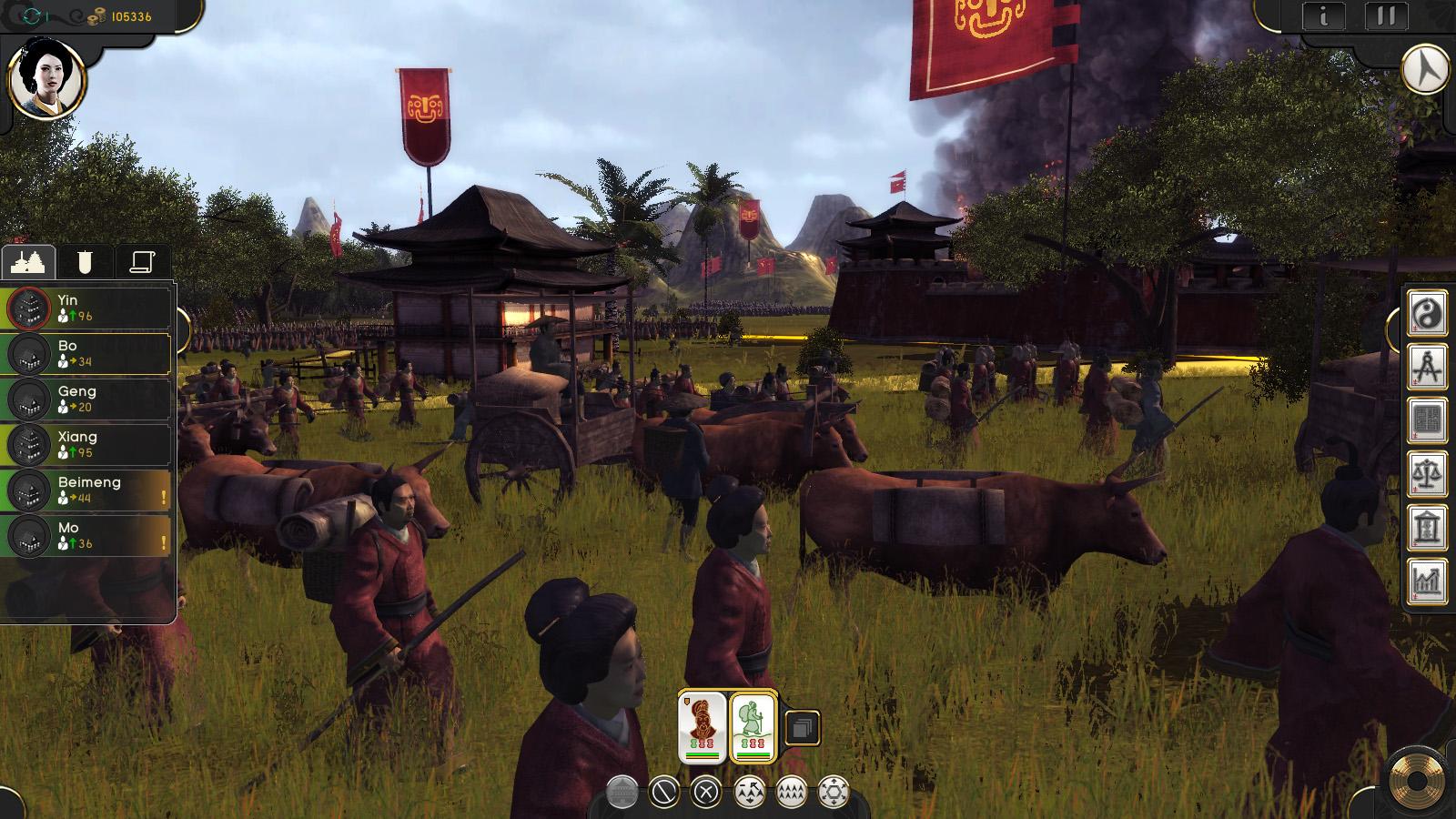 Strategie Oriental Empires nás zavede do starověké Číny 117038