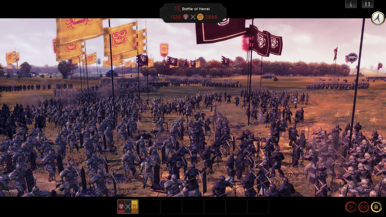 Strategie Oriental Empires nás zavede do starověké Číny 117041