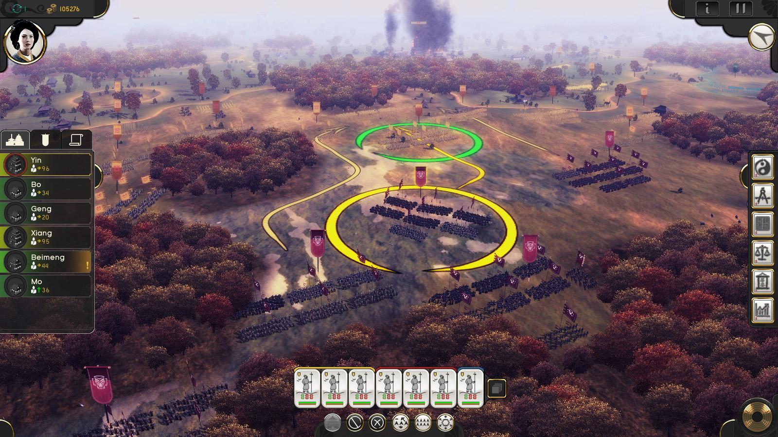 Strategie Oriental Empires nás zavede do starověké Číny 117042