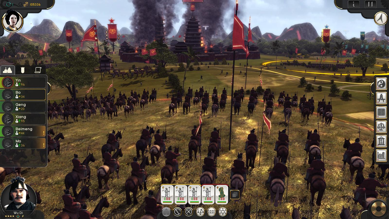 Strategie Oriental Empires nás zavede do starověké Číny 117043