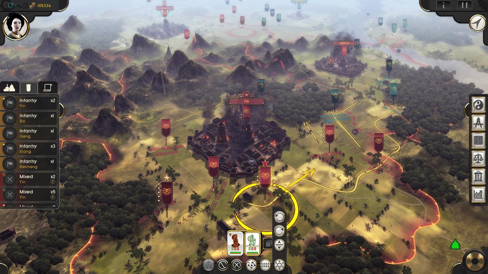 Strategie Oriental Empires nás zavede do starověké Číny 117044