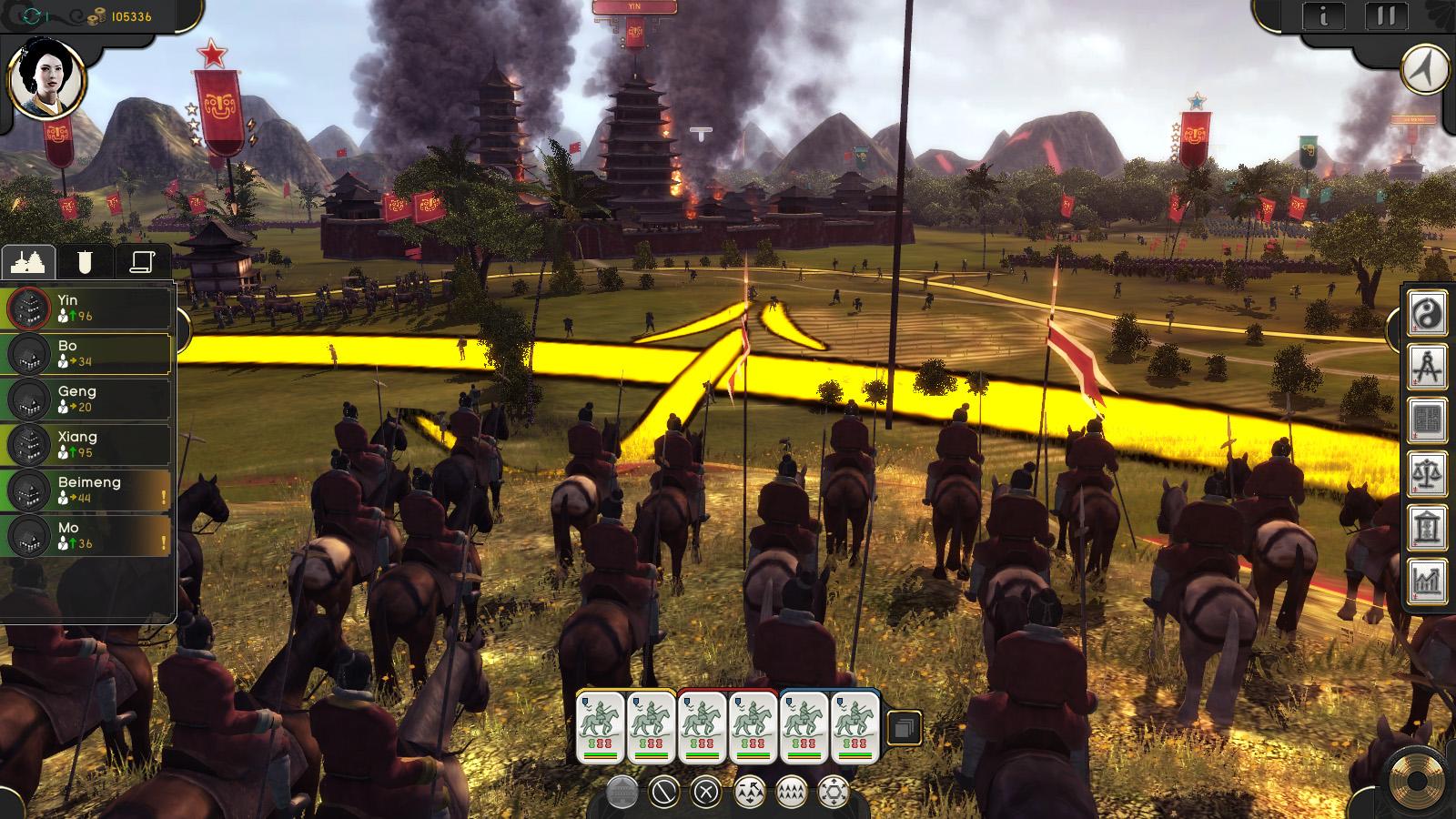 Strategie Oriental Empires nás zavede do starověké Číny 117045