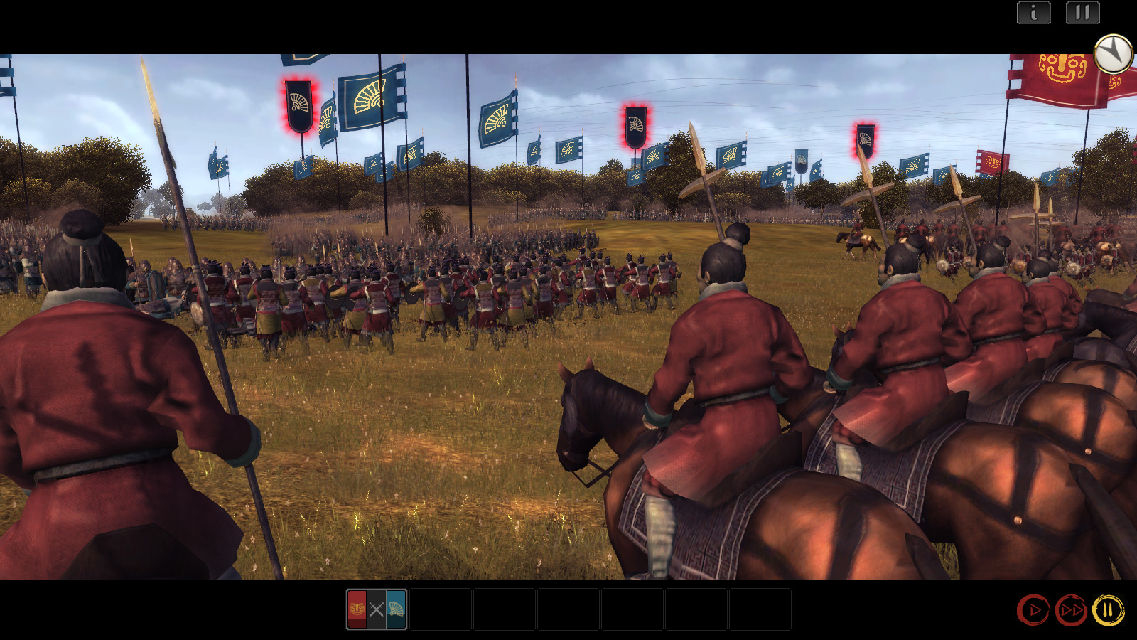 Strategie Oriental Empires nás zavede do starověké Číny 117049