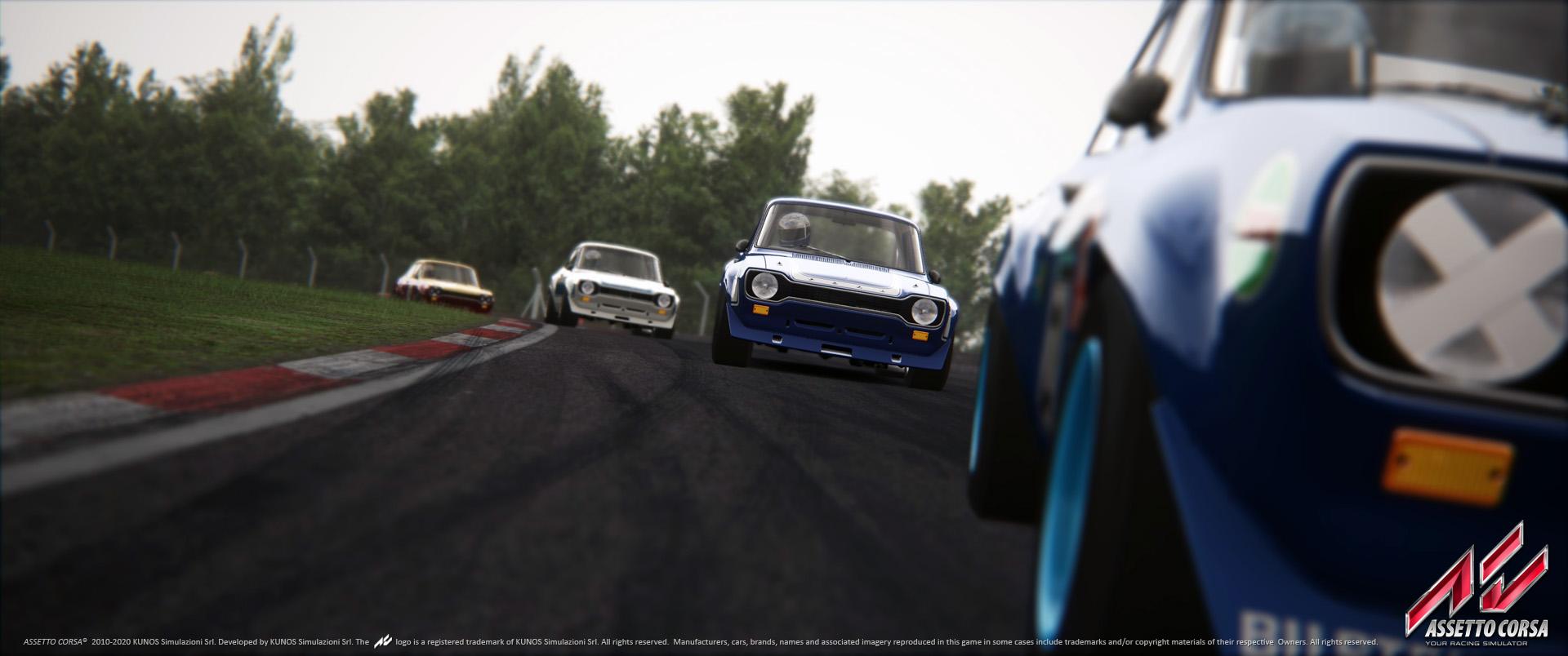 Odhalen Dream Pack 3 pro Assetto Corsa 117140